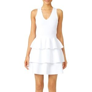 Parker White Bermuda Dress